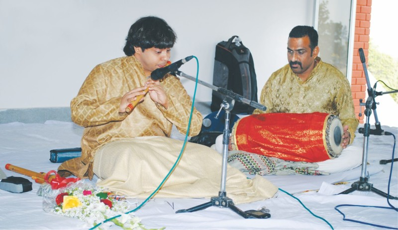 Shashank Subramanyam - Flute Exponent