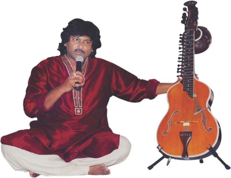Salil Bhatt - Satvik Veena Exponent